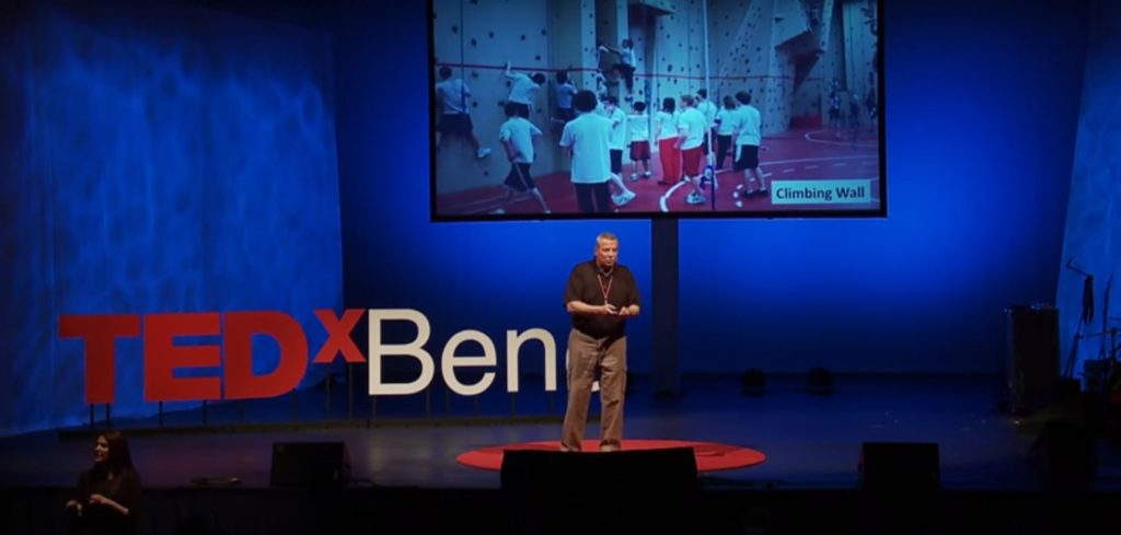 paul zientarski ted talk