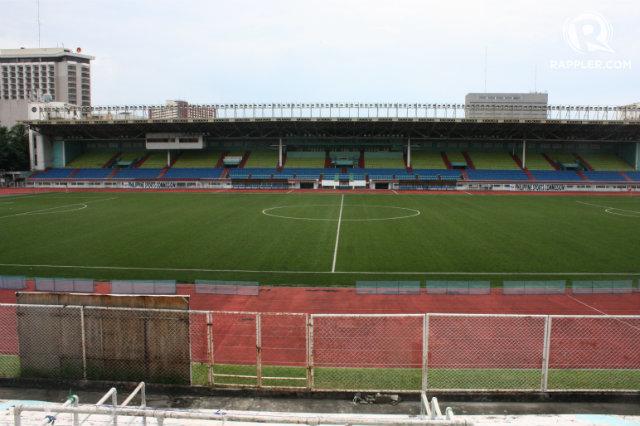 Rizal Memorial Coliseum | Photo by Mike Ochosa via rappler.com