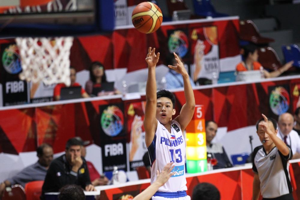 Sean Dave Ildefonso | Photo from FIBA.com