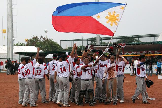 Philippine Baseball Team