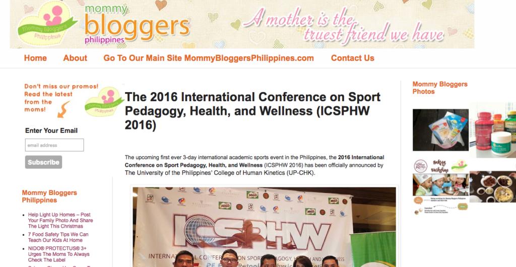 mommy bloggers ph